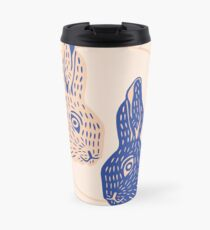 Rabbitybabbity Travel Mug