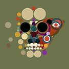 Morphogenesis - Butterfly Skull by BigFatArts