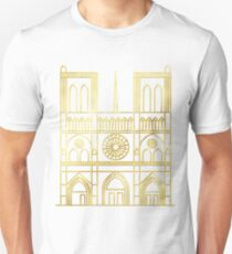Remembering Notre Dame Slim Fit T-Shirt