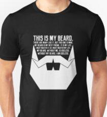 The Beard Creed White T-Shirt