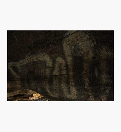 Rock Art Photographic Print