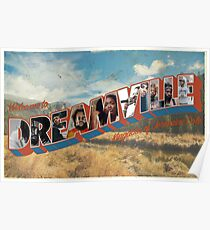 Willkommen in Dreamville Poster