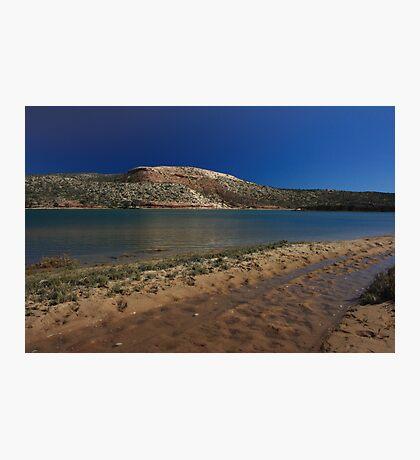 Castle Rock, Murchison River Photographic Print