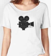 35mm Filmkamera Loose Fit T-Shirt