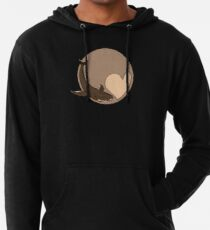 Pluto: Whale and Heart Lightweight Hoodie