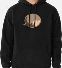 Pluto: Whale and Heart Pullover Hoodie