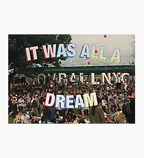 Governors Ball Dream Photographic Print