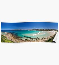 freshwater beach Poster