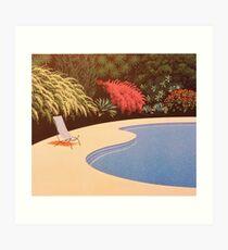 Hiroshi Nagai / Summer Side Art Print