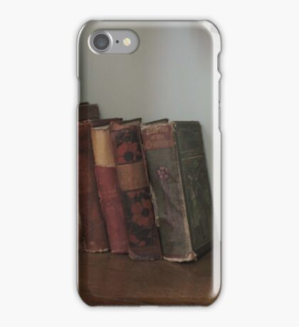 Words & Water iPhone Case/Skin