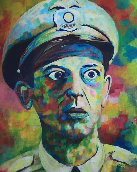 Image result for don knotts portrait