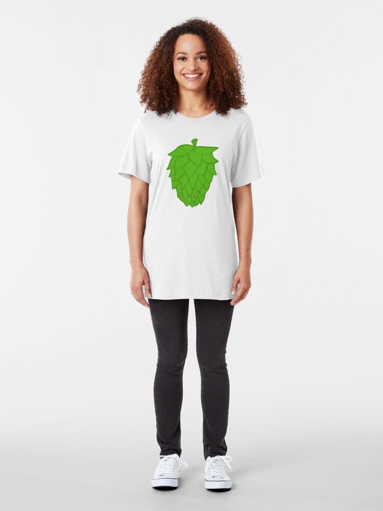 Alternate view of Hop Slim Fit T-Shirt