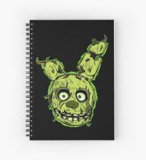 FNAF - Springtrap  Spiral Notebook