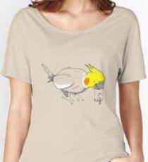 Bird toys Women's Relaxed Fit T-Shirt