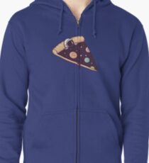 Galactic Deliciousness Zipped Hoodie