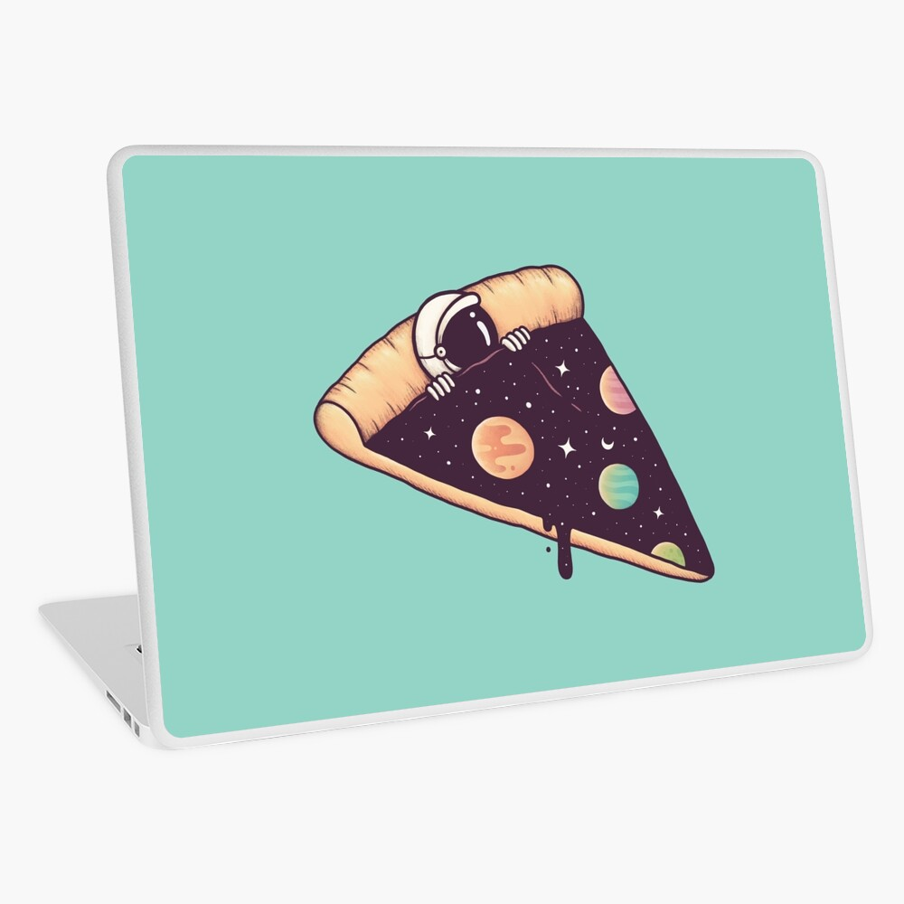 Galactic Deliciousness Laptop Skin
