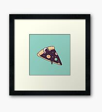 Galactic Deliciousness Framed Print