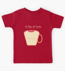 a Cup of Love Kinder T-Shirt