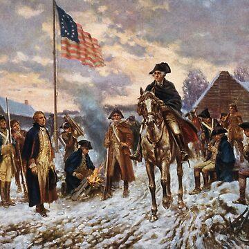 Washington bei der Talschmiede von warishellstore