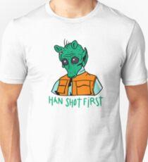 Greedo Slim Fit T-Shirt