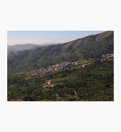 Nilgiri Hills, Resort,  Photographic Print