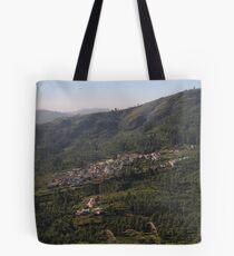Nilgiri Hills, Resort,  Tote Bag
