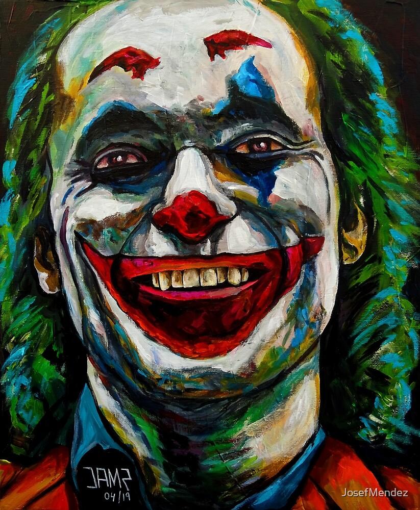 «Joaquin Clown » de JosefMendez