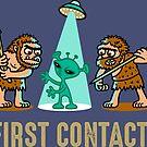 «First Contact» de byTxemaSanz