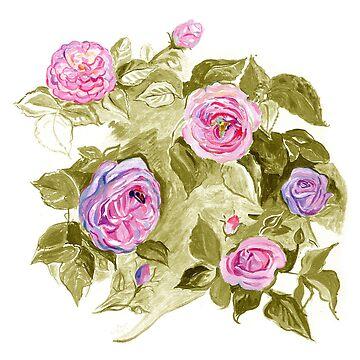 Roses 4 by MariyaKolesnyk
