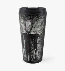 Slenderman Travel Mug