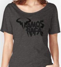 VamosRafa Women's Relaxed Fit T-Shirt