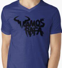 VamosRafa Men's V-Neck T-Shirt