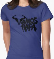 VamosRafa Women's Fitted T-Shirt