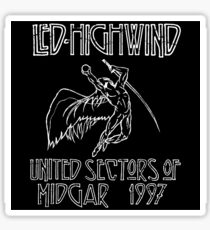 Sticker! Led Highwind Sticker