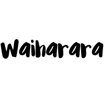 Waihararara by FTML
