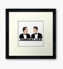 Jimberlake Framed Print