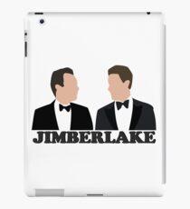 Jimberlake iPad Case/Skin