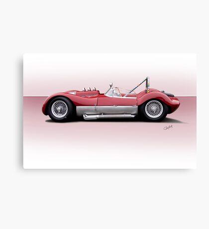 1960 Witton Special Racecar Canvas Print
