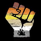 Bear Wrist and Fist Pride by queeradise
