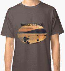 Halki Sunrise (version 1) Classic T-Shirt