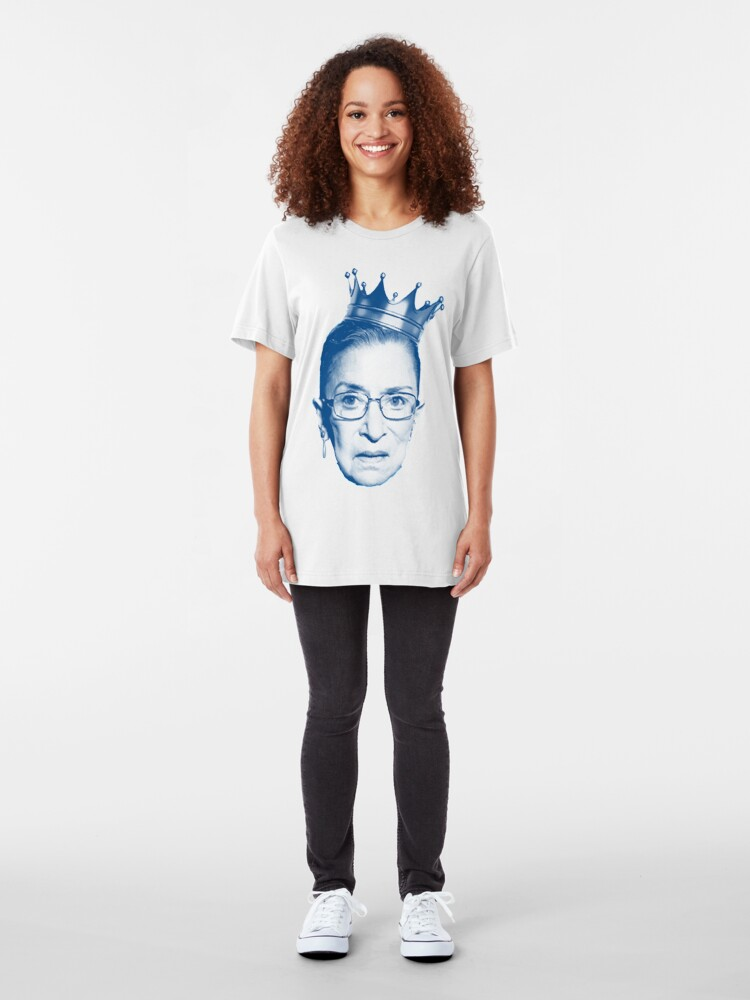 Alternate view of RBG BLUE Slim Fit T-Shirt