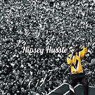 «Nipsey Hussle - Forever Rap Rockstar - Montaje en concierto - Homenaje» de Ferrazi
