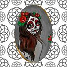 Rose Red of the Dead by Amanda  Shelton