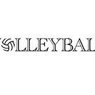 Volleyball von maddy-drye