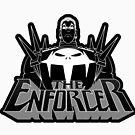 Sticker! The Enforcer by merimeaux