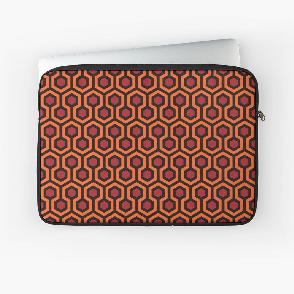 The Shining - Carpet pattern  Laptop Sleeve