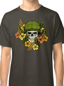 Tropical Print (Military Edition) Classic T-Shirt