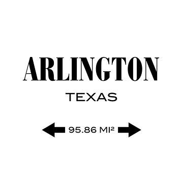 Arlington, Texas von SITM