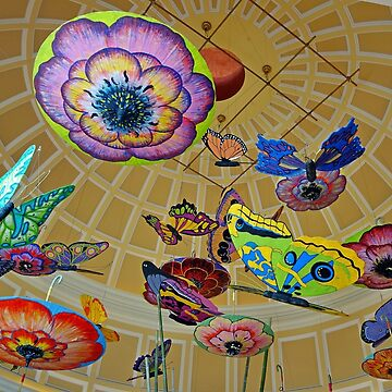 Butterflies and Parasols  by bobmeyers