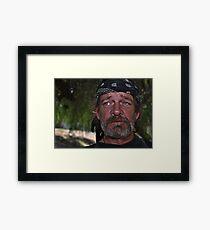 """"""" Yo ho ho , a pirates life for me """" Framed Print"""